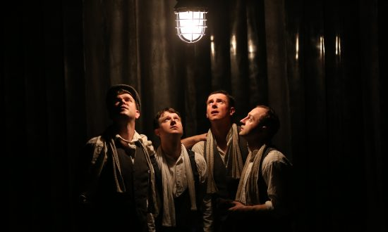 Theater Review: 'Operation Crucible'