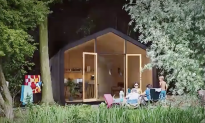 Mini Cardboard Houses Offer a Cheap, Mobile, and Green Housing Option