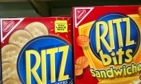 Chinese Imitation of Ritz Crackers Sued for Trademark Infringement