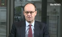Sainsbury's CEO Caught on Film Singing 'We're in the Money'