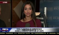 How Does It Feel to Be Homeless in Houston?