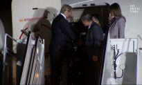 Now Free, Americans Detained By North Korea Greeted by Trump