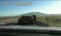 Police Release Video From High-Speed Chase in Utah