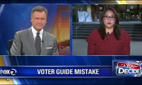 Santa Clara Registrar of Voters to Correct Info Guides