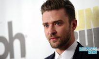 Justin Timberlake Shows Off Basketball Skills, Makes Half Court Shot | Billboard News