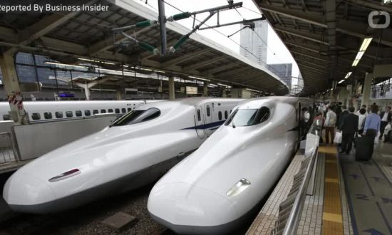 Apology Issued For Train In Japan Leaving 25 Seconds Early
