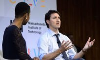 Trudeau Recalls Asking Dad About Canadian Tech Innovation as a Kid
