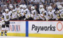 Winnipeg native on scoring series-winner for Vegas against hometown