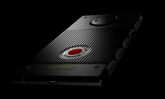 RED's Holographic Smartphone