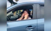 'Go Back to China': Driver Makes Racist Gestures at Korean-American Veteran in California