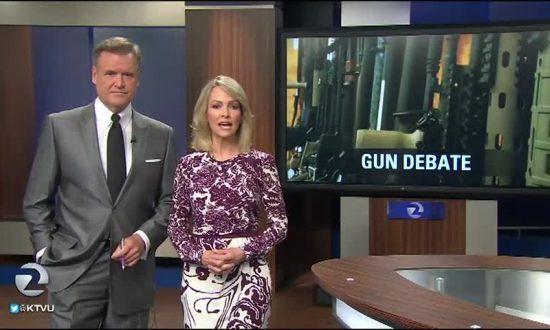 Legislation Attempts to Ban Gun Shows at Cow Palace