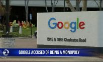 Google Accused of Being a Monopoly
