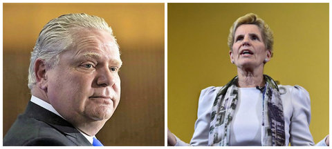 Doug Ford Dismisses Liberal Allegations He Was Involved in Fake Membership Sales