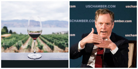 U.S. Goes to World Trade Organization Over B.C. Only Wine Policies