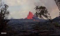Fast-Flowing Lava Prompts New Evacuation Near Hawaii Fissure