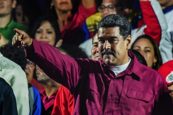 North Korea congratulated Nicolás Maduro on winning Venezuela's election