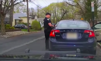 Black Woman Pulled Over by Cop for Speeding—Calls His Boss 'Skinhead' After What Cop Does to Her