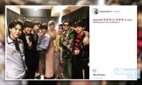 K-Pop Band BTS Wins Top Social Artist at 2018 Billboard Music Awards