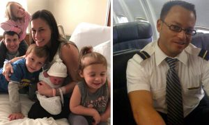 Mother forgets 100 oz. of breast milk on plane—hours later father receives text from an unknown number