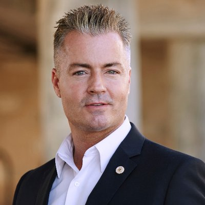 Travis Allen, California gubernatorial candidate. (Courtesy of Travis Allen)