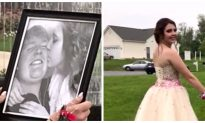 Girl gets asked to prom by her boyfriend's father after boyfriend tragically passed away