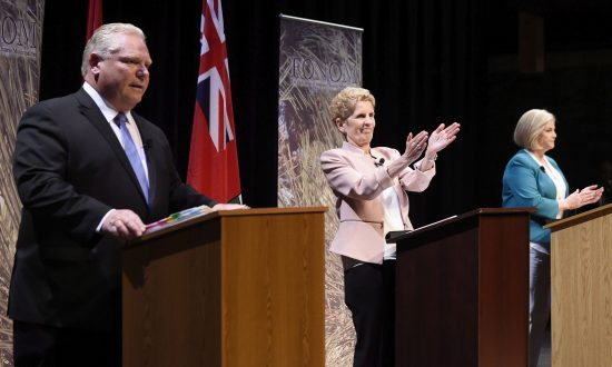 Ontario Election: Polls Put NDP at Same Support as PCs