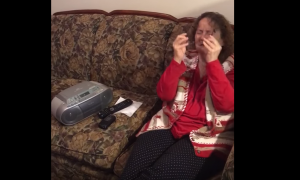 Grandmother writes original song—30 years later, grandson does this—her reaction is everything
