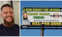 Man with failing kidneys starts an unusual ad campaign to find a donor