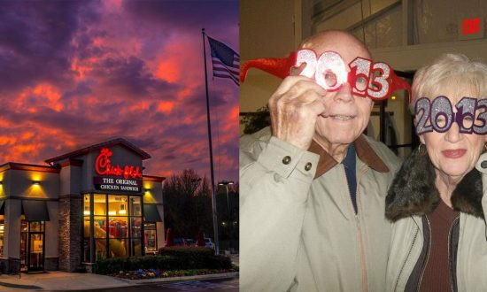 Woman cries after finding out what Chick-fil-A staff did for grandparents who stopped going there