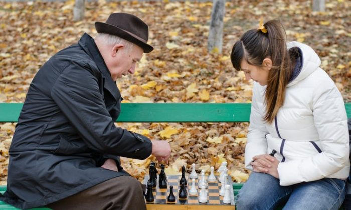 Chess players live up to 14 years longer than the general population. from www.shutterstock.com