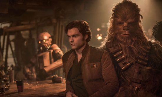 Movie Review: 'Solo': Smirkfest Grates