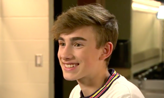 Johnny Orlando on His Career and Musical Influences