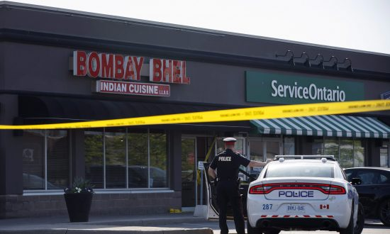 Hunt Underway for Two Suspects Connected to Mississauga Blast
