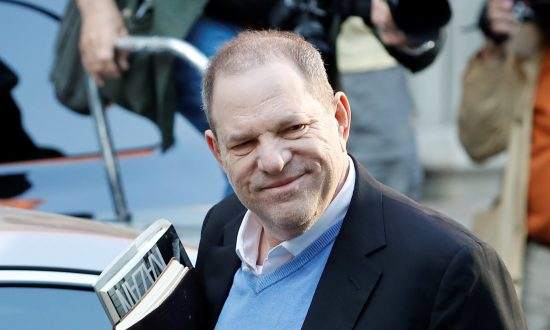 Movie Producer Harvey Weinstein Surrenders to NYPD Over Sexual Assault Charges