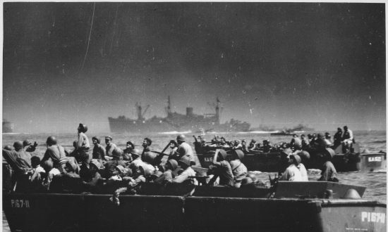 WWII Veteran Remembers the Pacific Theater
