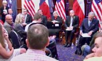 Gov. Abbott Hosts 3rd Roundtable With Shooting Victims