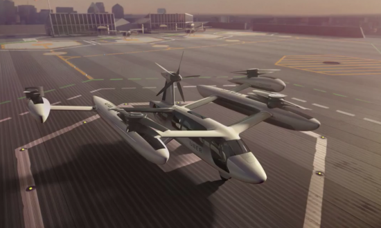 Pressing Ahead With Flying Taxi, Uber Announces New Home in France