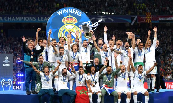 Real Madrid Are Kings of European Football Once Again