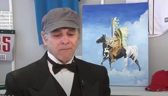 Art Teacher Heals Santa Fe With 'Ten Feathers'