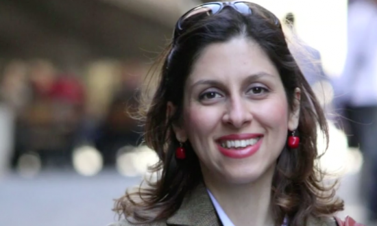 Jailed British-Iranian Aid Worker to Face Trial on Security Charges In Iran