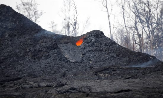 Lava Covers Potentially Explosive Well at Hawaii Geothermal Plant