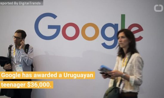 Google Awards Teenager $36,000 As Part Of Bug Bounty Program
