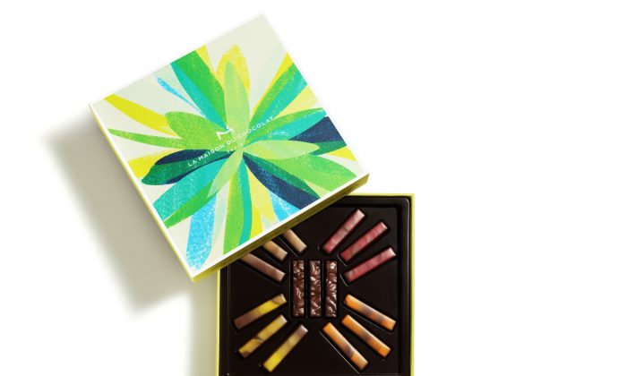 Bien Être: Chocolate Ganache, Reinvented—and Healthy