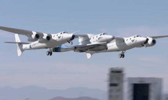 Virgin Galactic Team Witnesses Second Supersonic Flight of Spaceplane 'VSS Unity'