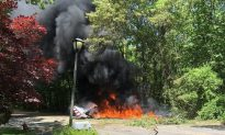 Plane Crashes in Long Island