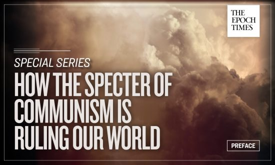 How The Specter of Communism Is Ruling Our World — Preface