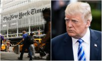 Trump Critical of New York Times Over 'Fake Story' on Mobile Phone Use