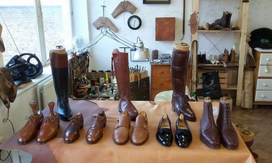From Spain to London: Stepping Into the Bootmaking Tradition
