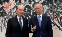 China Reports 'Positive' Progress Made in Trade Talks With US