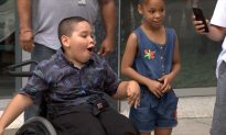 Boy With Spina Bifida Goes to the Doctor, He Ends up at the Police Department With a Major Surprise